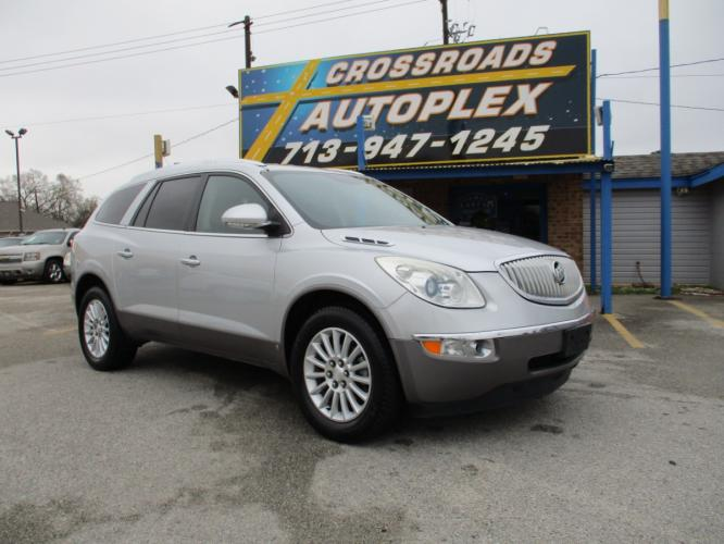 2010 BUICK ENCLAVE SUV 4-DR