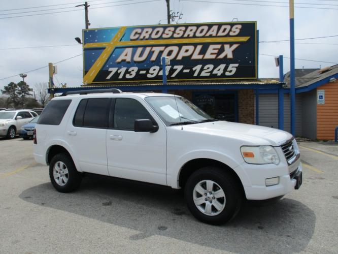 2010 FORD EXPLORER SUV 4-DR
