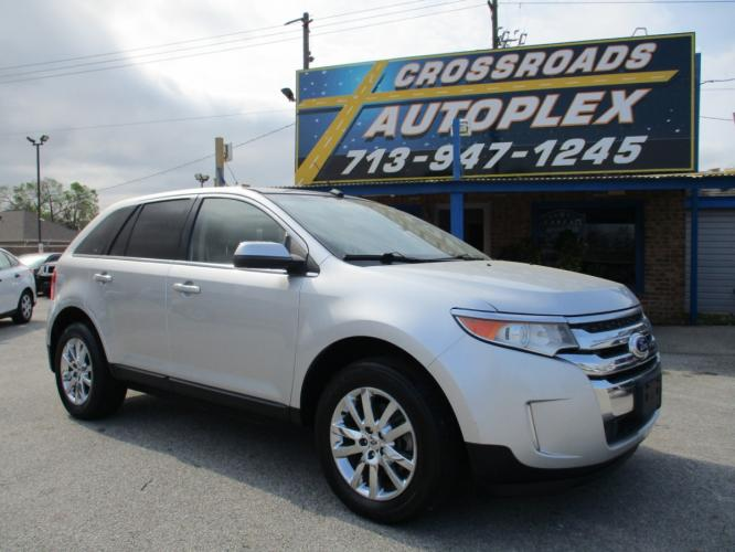 2011 FORD EDGE SUV 4-DR