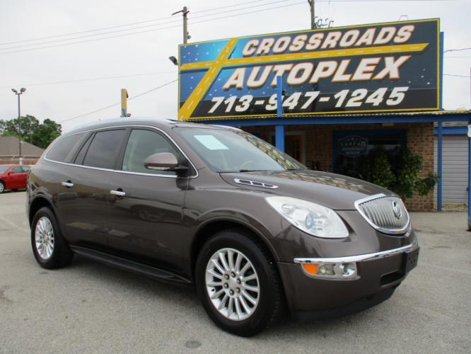 2012 BUICK ENCLAVE SUV 4-DR